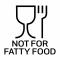 Riziká súvisiace so stykom s potravinami - not fatty